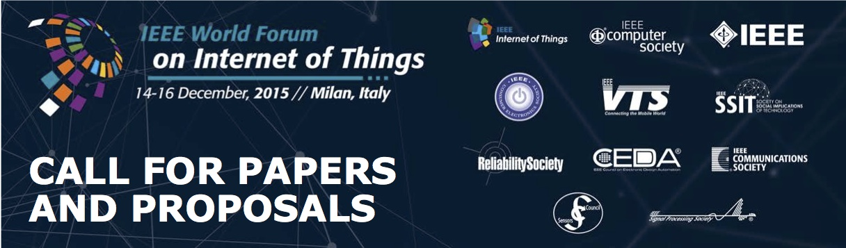 IEEE World Forum on Internet of Things 2015